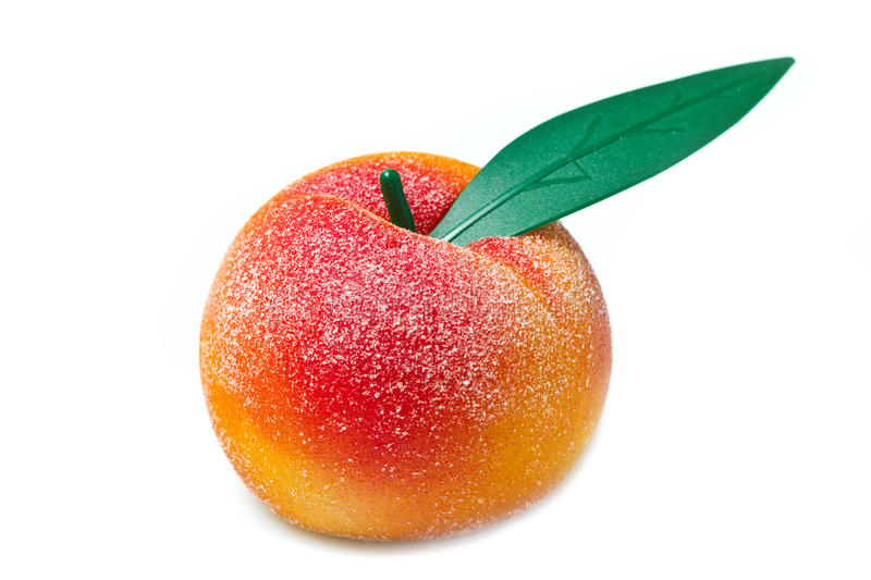 Marzipan fruit royalty free stock images