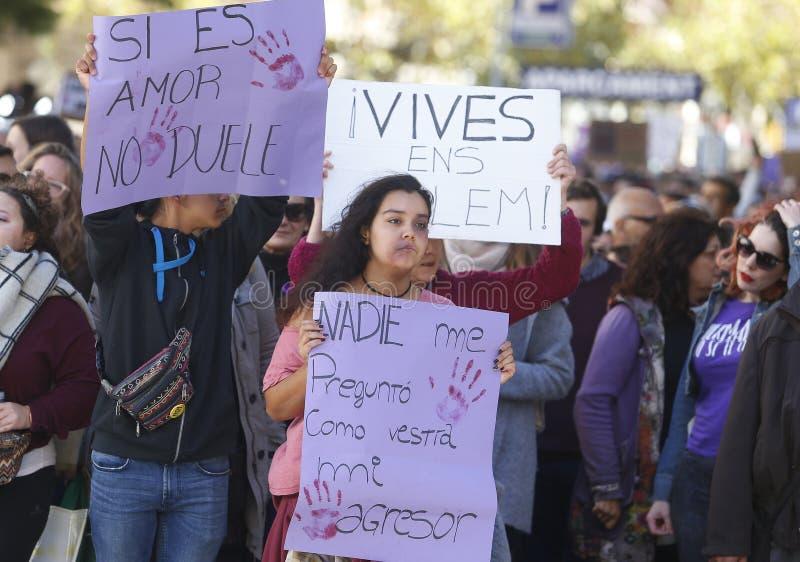 Marzo contra violencia en Mallorca imagen de archivo