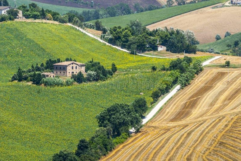 Marzos (Italia) - paisaje