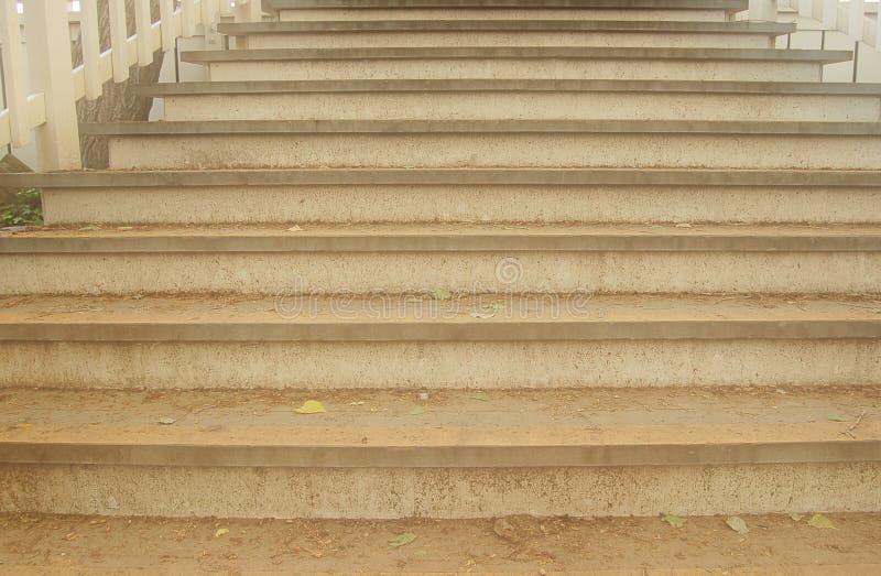 marzycielscy schody. obrazy stock