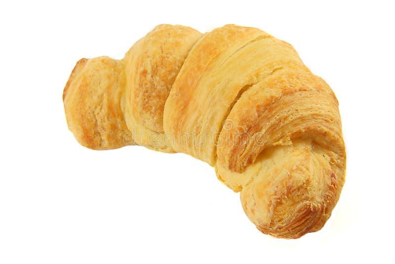 Masła Croissant fotografia stock