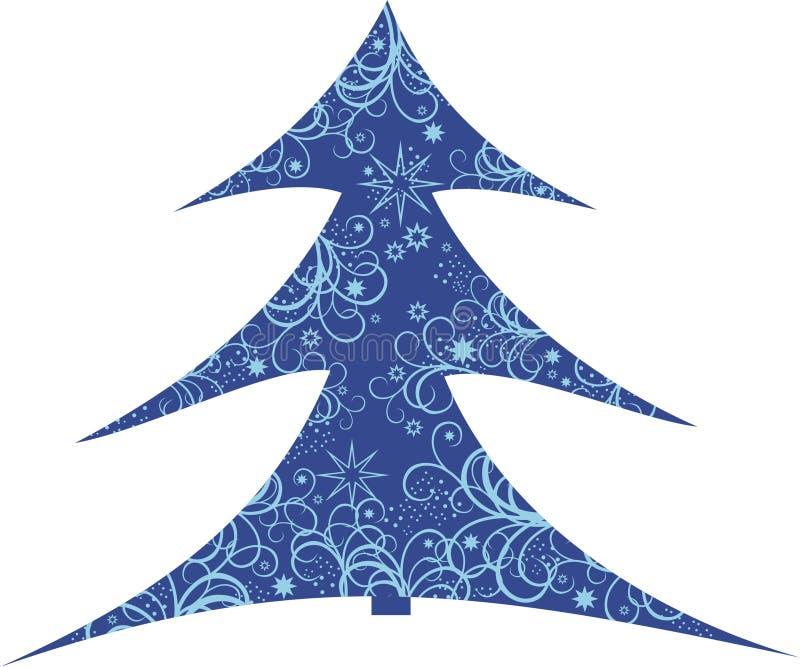 mas drzewo x royalty ilustracja
