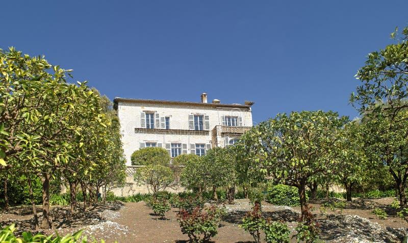 Mas van de Provence royalty-vrije stock foto