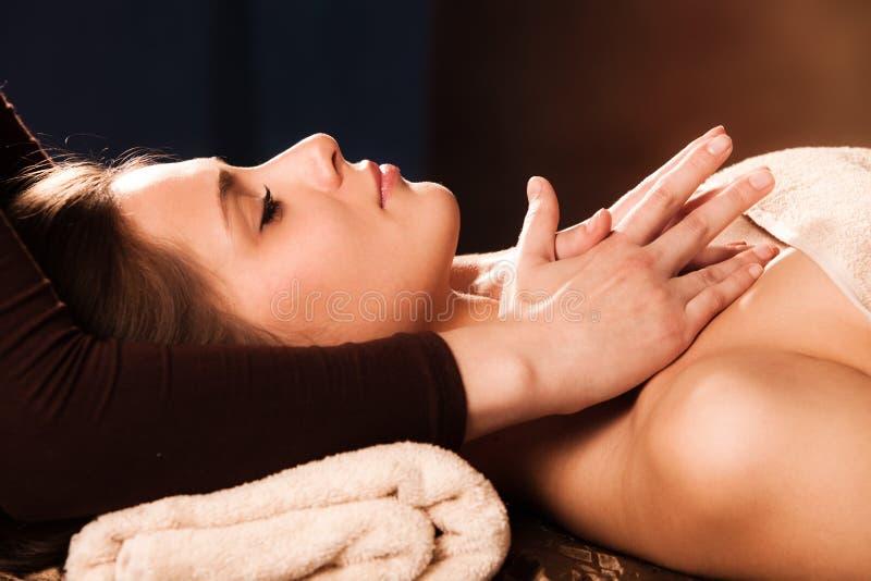 masaż obrazy royalty free