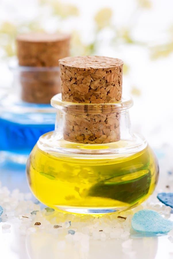 masażu olej zdjęcie royalty free