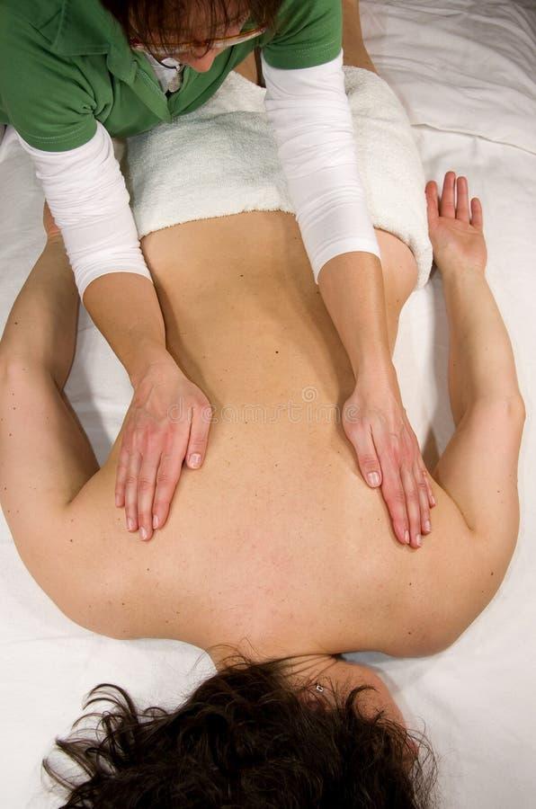 masażu ramię obrazy stock