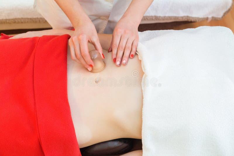 masażu salonu zdroju próżnia obrazy stock