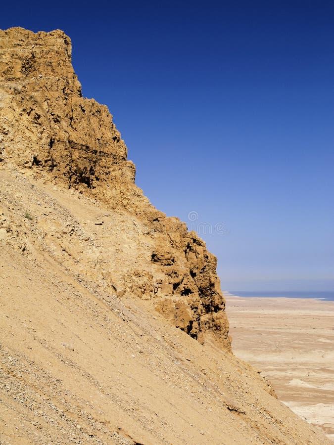 Download Masada stock image. Image of landscape, east, historic - 26450997