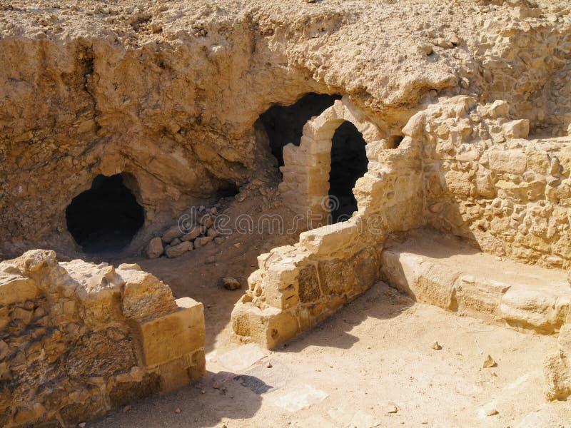 Masada fotos de archivo libres de regalías