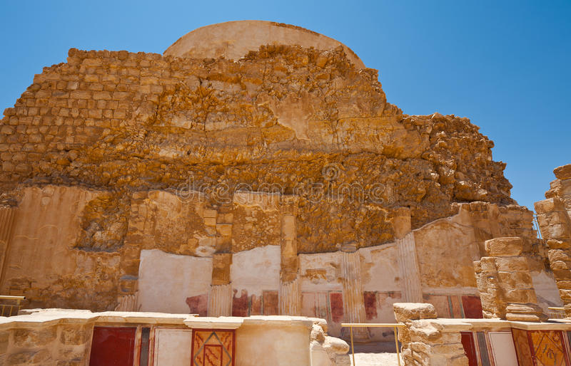 Masada fotografia de stock royalty free