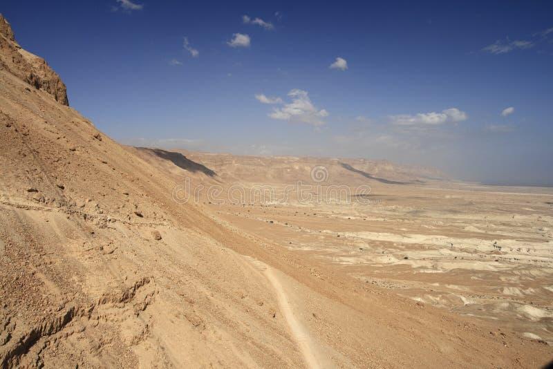 Masada royalty-vrije stock afbeeldingen
