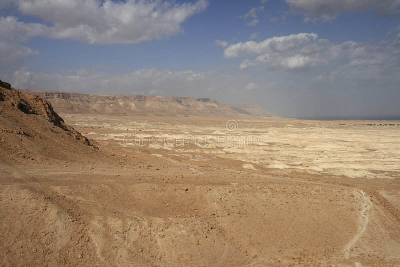 Masada stock foto