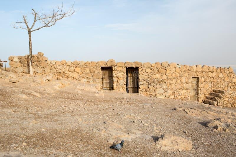 Download Masada archeology stock image. Image of history, fort - 31919569