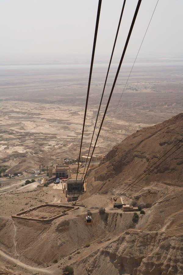 Masada, Israel fotos de stock