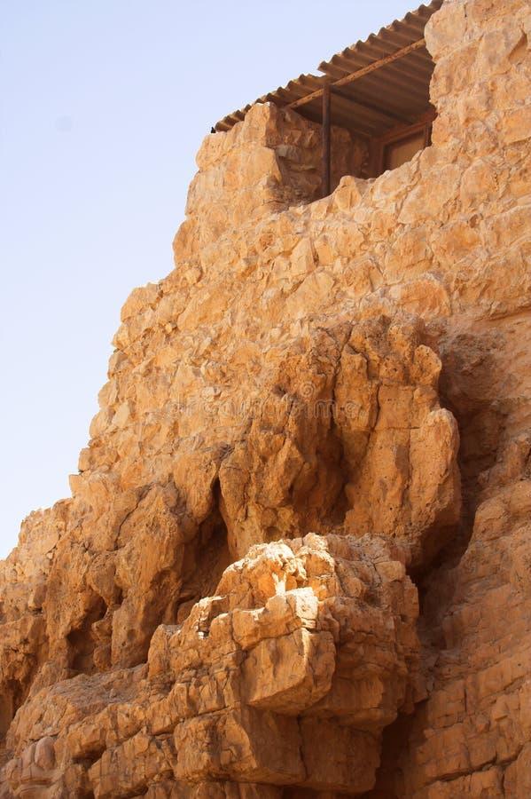 Masada lata czas zdjęcia stock