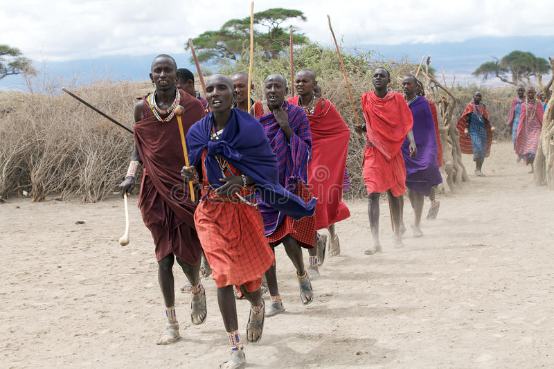 Download Masai men editorial photography. Image of tourism, lifestyle - 21921852