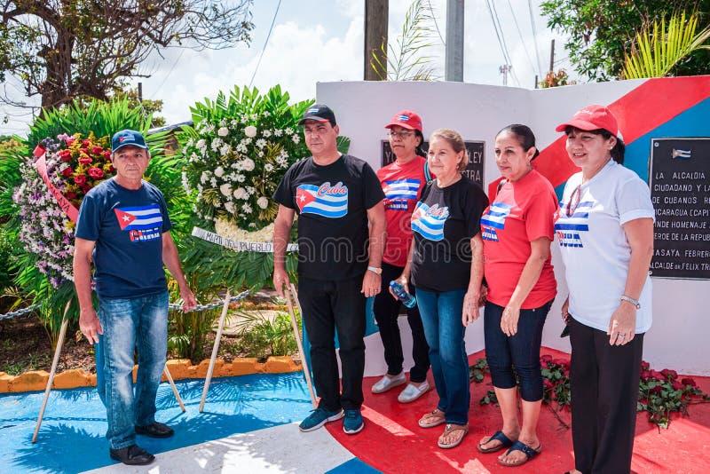 Masaya Nicaragua Maj 19th E royaltyfri foto