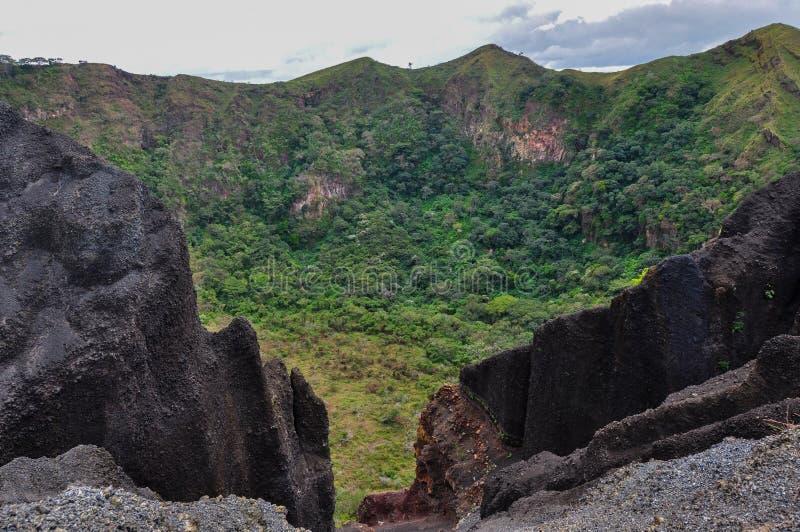 Masaya Volcan National Park, Nicaragua image libre de droits