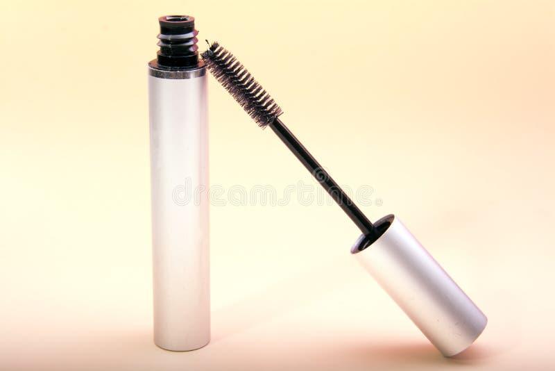 Mascara καλλυντικό στοκ φωτογραφίες με δικαίωμα ελεύθερης χρήσης