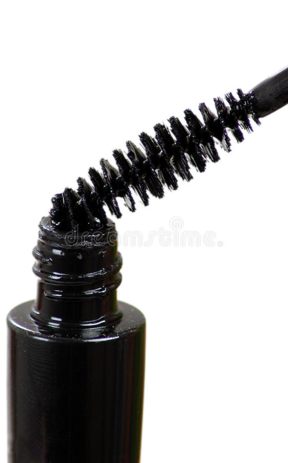 Download Mascara stock image. Image of isolated, black, colors - 15366401