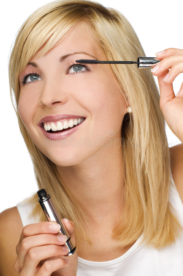 mascara στοκ φωτογραφία με δικαίωμα ελεύθερης χρήσης