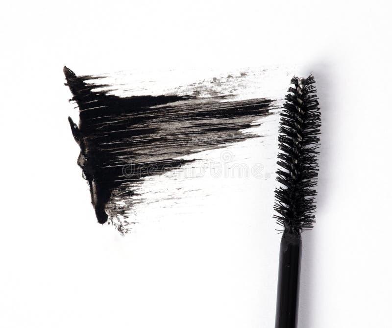 Mascara noir images libres de droits