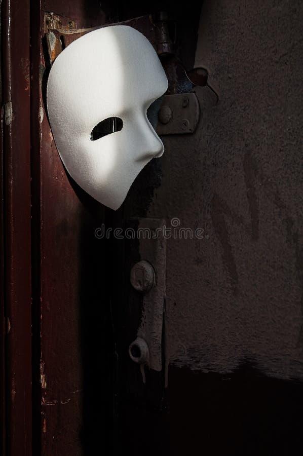 Mascarada - fantasma de la máscara de la ópera fotos de archivo libres de regalías