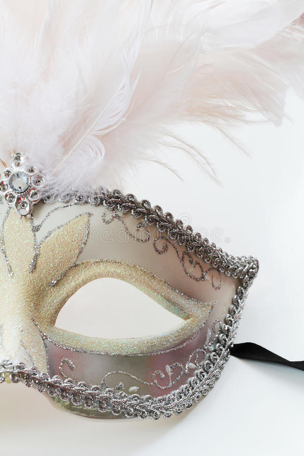 Download Mascarade D'isolement De Masque Photo stock - Image du mascarade, couleur: 77150860