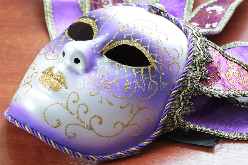 Download Mascarade D'isolement De Masque Image stock - Image du couleur, masque: 77152083