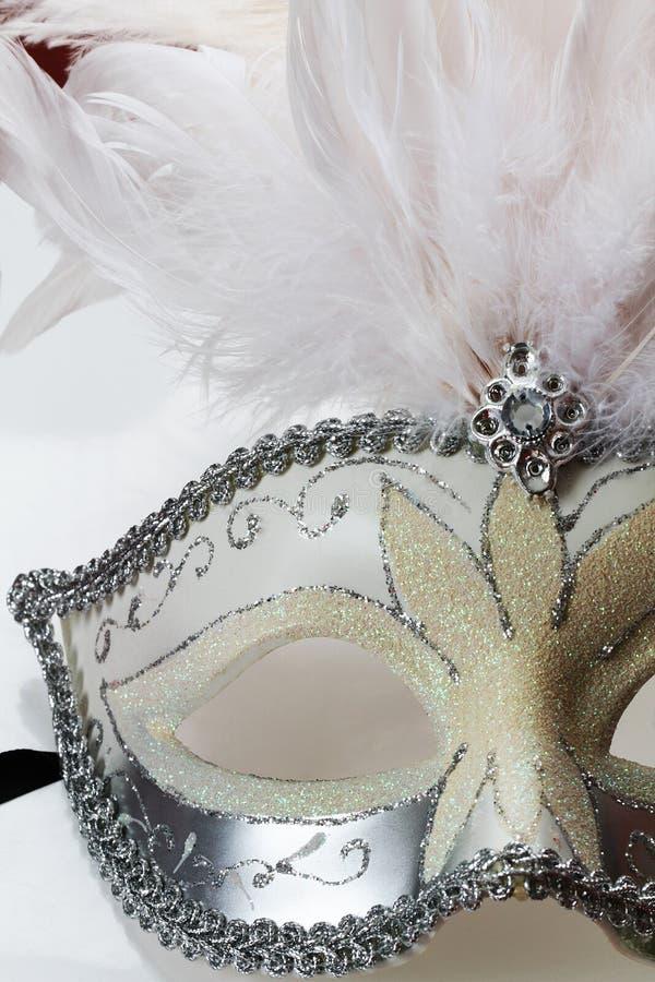 Download Mascarade D'isolement De Masque Photo stock - Image du vert, coloré: 77153436