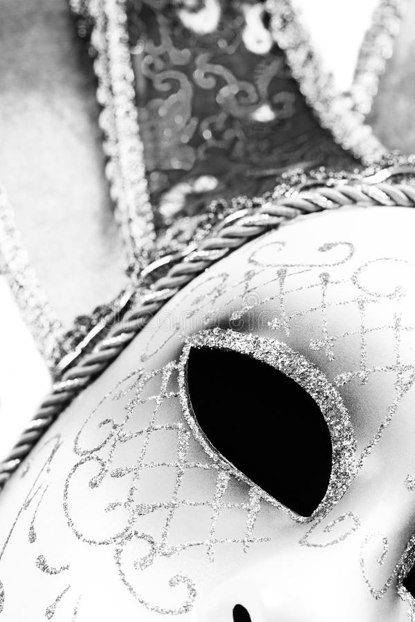 Download Mascarade D'isolement De Masque Photo stock - Image du festive, mystère: 77154578