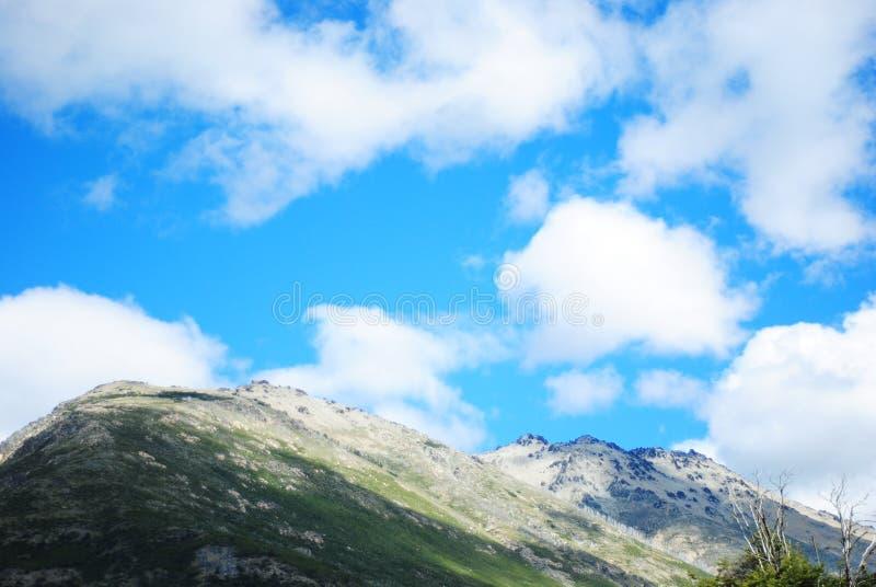 Mascardimeer, Bariloche, Argentinië royalty-vrije stock foto's