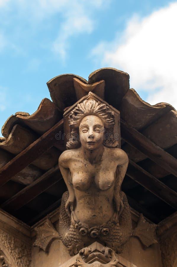 Mascaron barroco imagem de stock royalty free