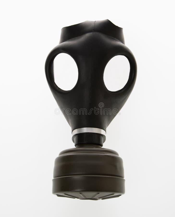 Maschera antigas. fotografia stock libera da diritti