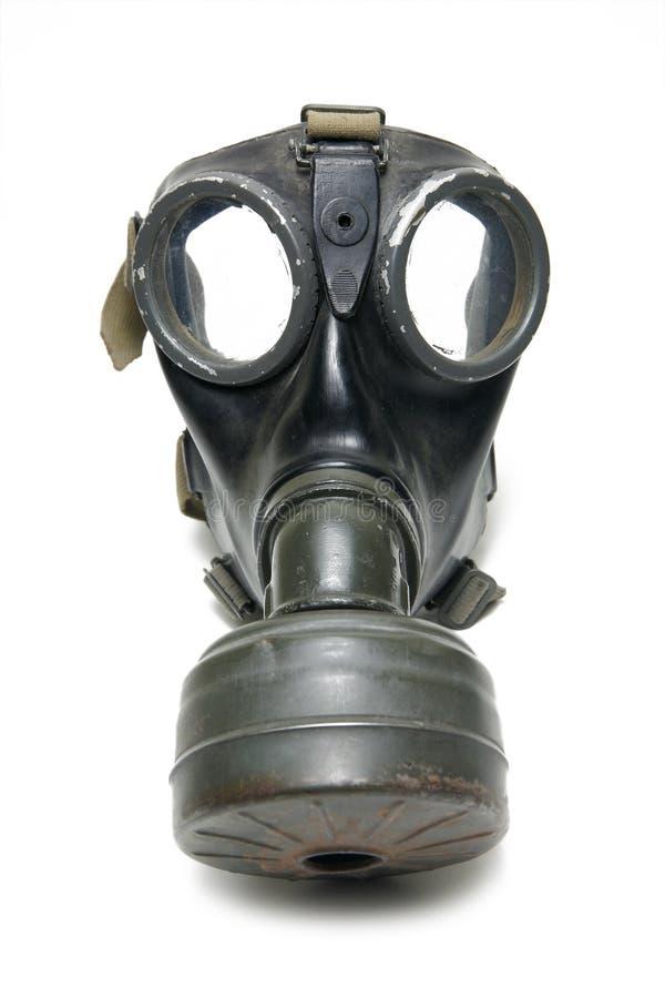 Maschera antigas fotografia stock libera da diritti