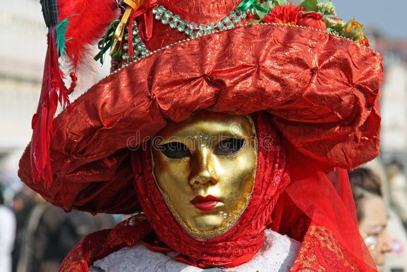 Maschera - carnevale - Venezia un certo pics a partire da martedì grasso a Venezia immagine stock