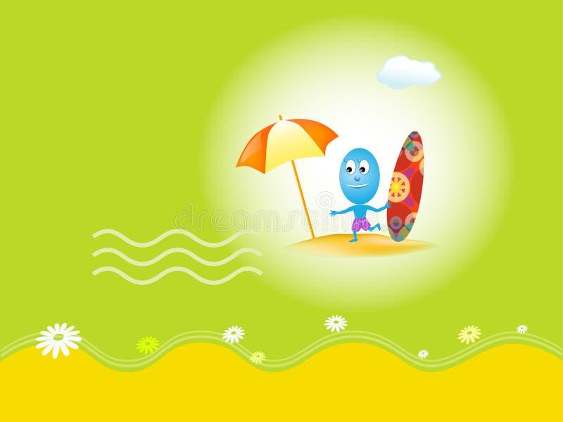 Download Maschera Del Fumetto In Pieno Di Divertimento Illustrazione Vettoriale - Illustrazione di sabbioso, nube: 3148083