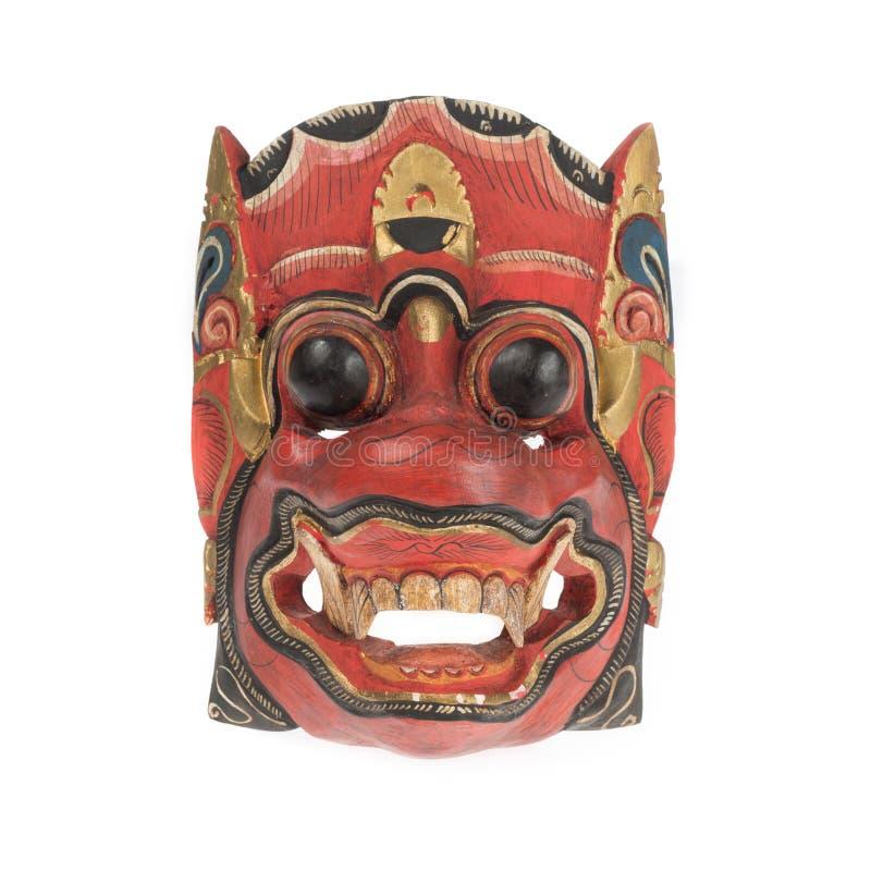 Maschera di balinese immagini stock
