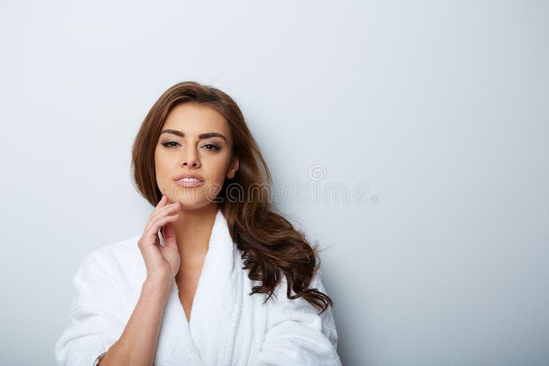 Maschera di bella donna immagini stock