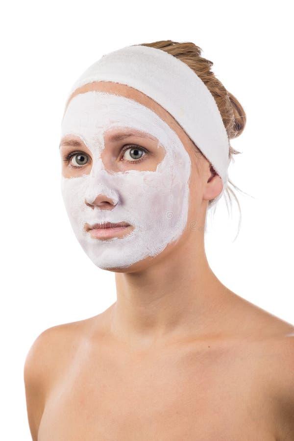 Maschera di protezione fotografie stock libere da diritti