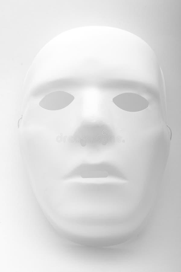 Download Mascherina Bianca Su Bianco Immagine Stock - Immagine di incognito, bianco: 3138593