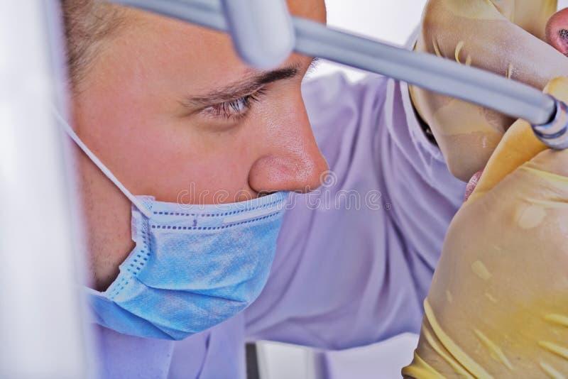 Mascherina dentale fotografia stock libera da diritti