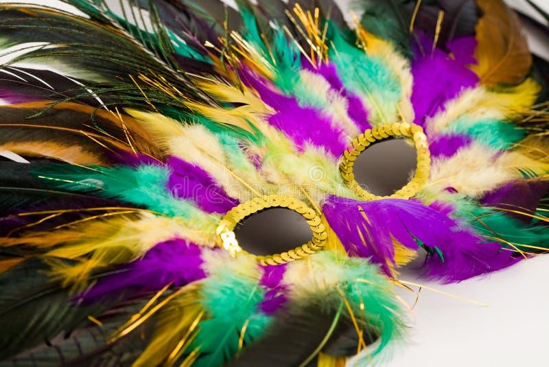Mascherina di Mardi Gras fotografie stock