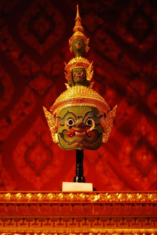 Mascherina in Tailandia fotografia stock libera da diritti