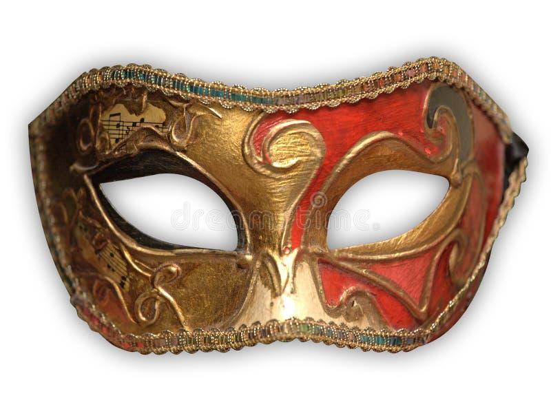 Mascherina veneziana immagine stock libera da diritti