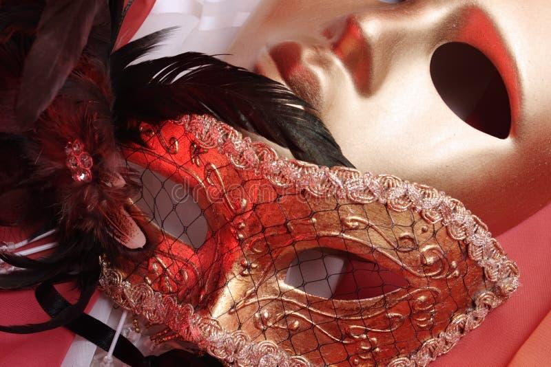 Download Mascherine veneziane fotografia stock. Immagine di decorazione - 7313916