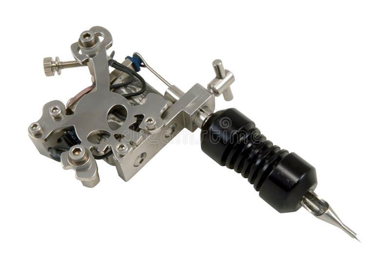 Maschine für eine Tätowierung stockfotografie