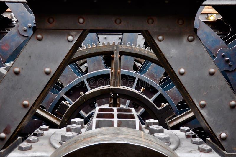 Maschine SS Großbritannien lizenzfreies stockfoto