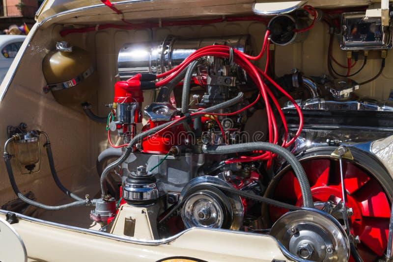 Maschine von Seat 600 stockfotos