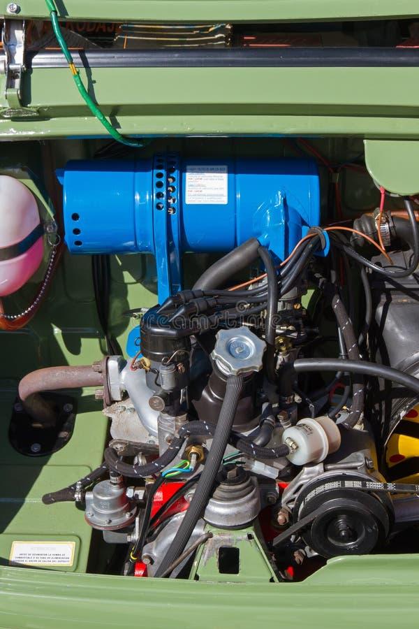 Maschine von Seat 600 lizenzfreie stockbilder
